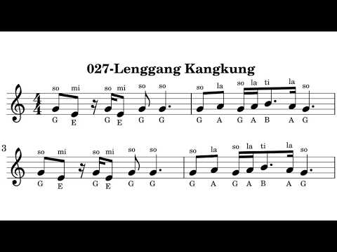 027-Lenggang Kangkung