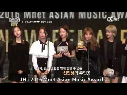 [ENG] [BEHIND] 161202 TWICE (트와이스) @ MAMA (Mnet Asian Music Awards)