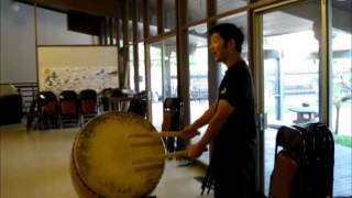 Omiyage Workshop with Taiko Project 8-16-2011 part A