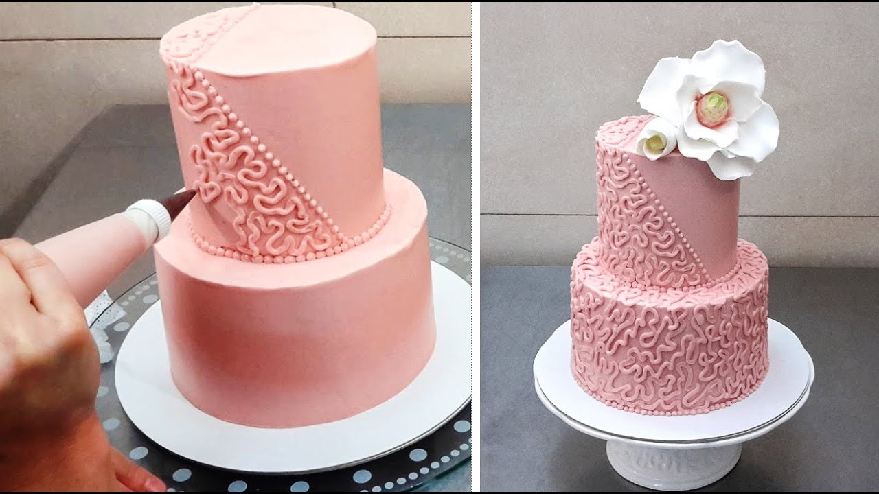 Cake Decorating Ruffles