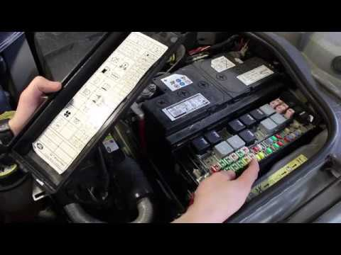 How to disable the EPB parking brake on Discovery 3/4