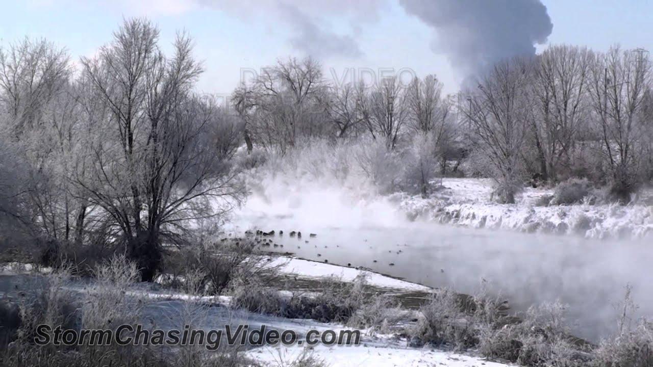 1252013 Denver CO Sub Zero Arctic Cold Weather B Roll