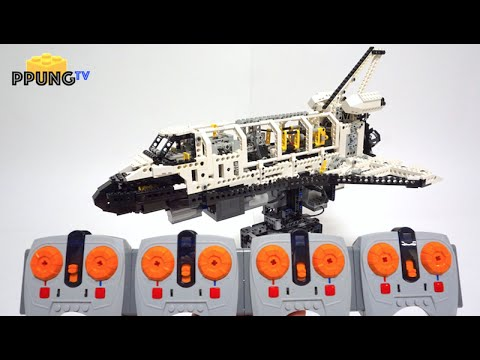 space shuttle lego technic - photo #15