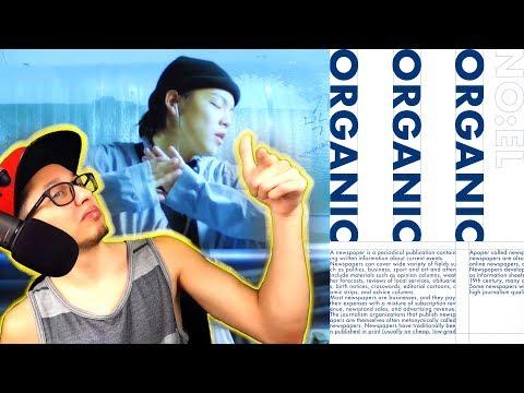 HANHAE - ORGANIC (Feat Reddy, NO:EL) MV Reaction