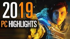 PC Releases 2019 - Neue PC Spiele-Highlights