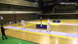 Фехтование  Международный турнир сателлит St Duje