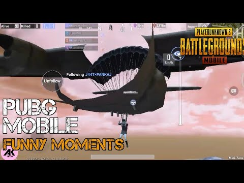 PUBG MOBILE Funny Moments - 동영상