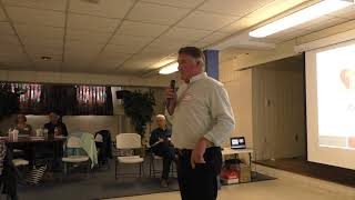 GSN Recovery Orientation 2019 - Mark Anderson