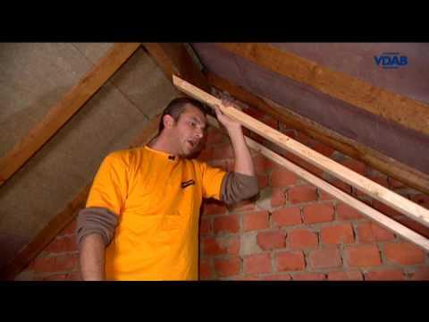 beroepenfilm isoleerder ruwbouw en dak
