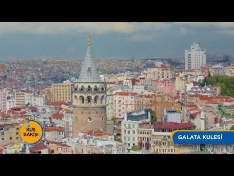 Kuş Bakışı | Galata Kulesi