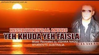 AYE  KHUDA HAR FAISLA INSTRUMENTAL MUSIC  STUDIOVTC