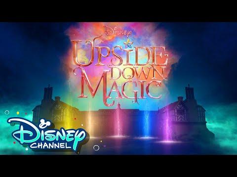 Upside-Down Magic trailer