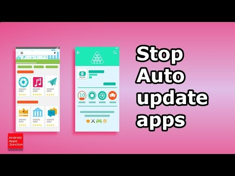 Stop Updating Apps Automatically In Android To Save Mobile Data