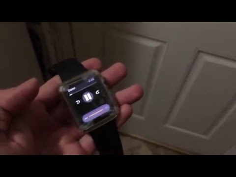 How To Play Music On Your Apple Watch Spearker