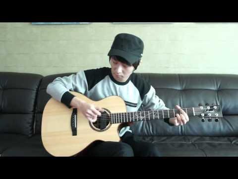 (Ne-Yo) So Sick - Sungha Jung