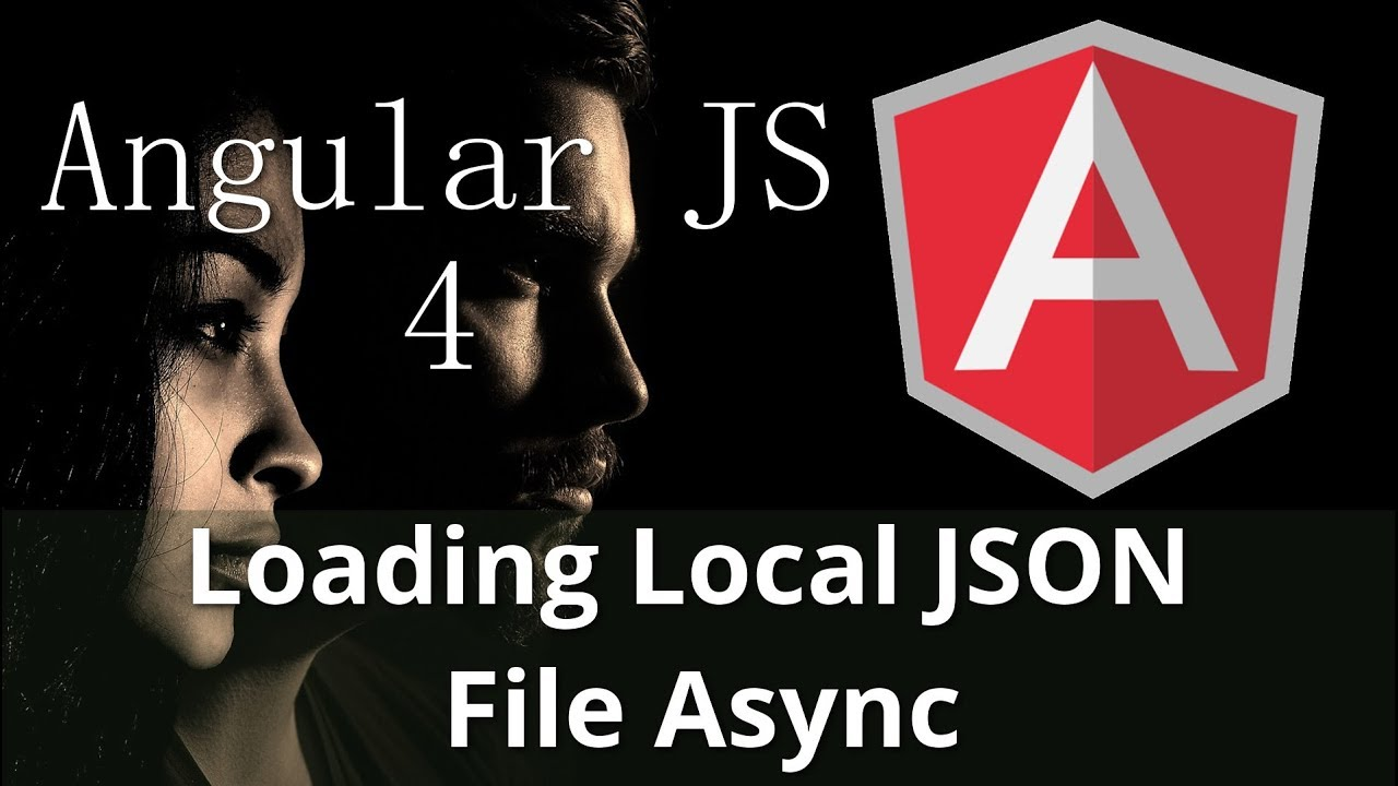 Load Local JSON Files in AngularJS 4 w/ Typescript | Ionic Framework