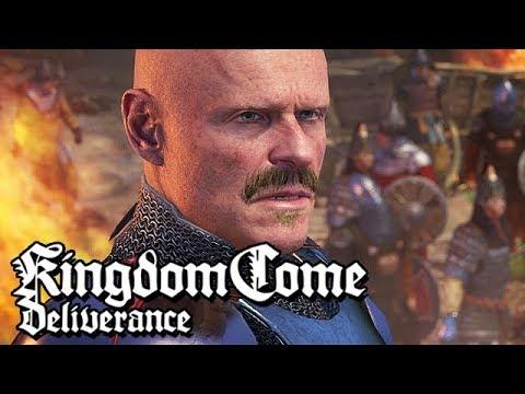 Kingdom Come Deliverance Gameplay German #02 - Brandschatzen