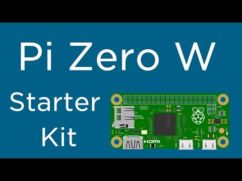 Setting up your Raspberry Pi Zero Starter Kit - A guide for beginners