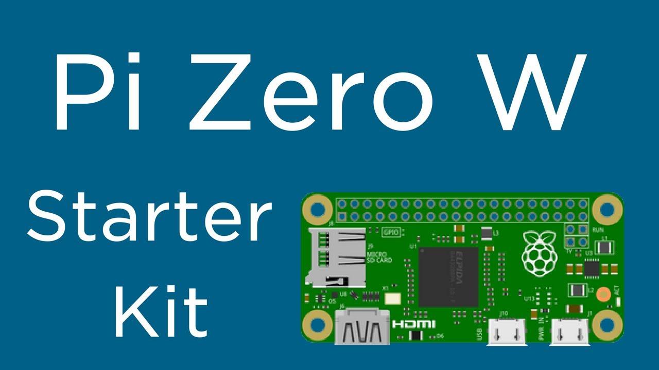 starter pack windows 10 iot core for raspberry pi 2
