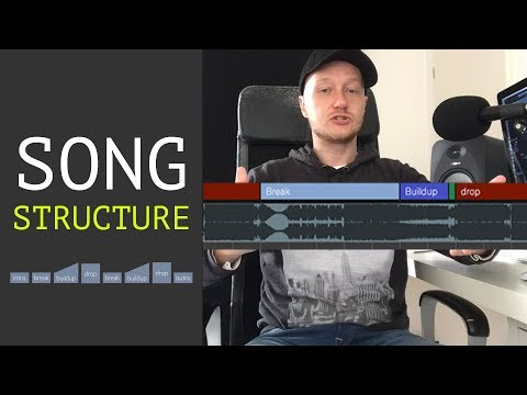 Recognizing song structure - dj and producer basics tutorial