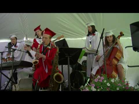Long Trail School 2017 Graduation