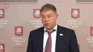 Смотреть видео 27.12.2017. Степан Орлов о поправках в Закон