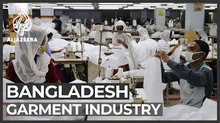 Coronavirus pandemic threatens Bangladesh garment industry