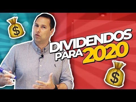 Investindo Em AÇÕES Que Pagam DIVIDENDOS Para 2020