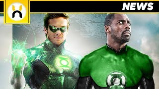 Green Lantern Corps Official Update from WB Confirms Characters & More