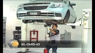 DHB - Reparação Mecanismo Direção Hidráulica