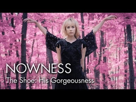 "Jena Malone in ""The Shoe: His Gorgeousness"" by Aliya Naumoff"