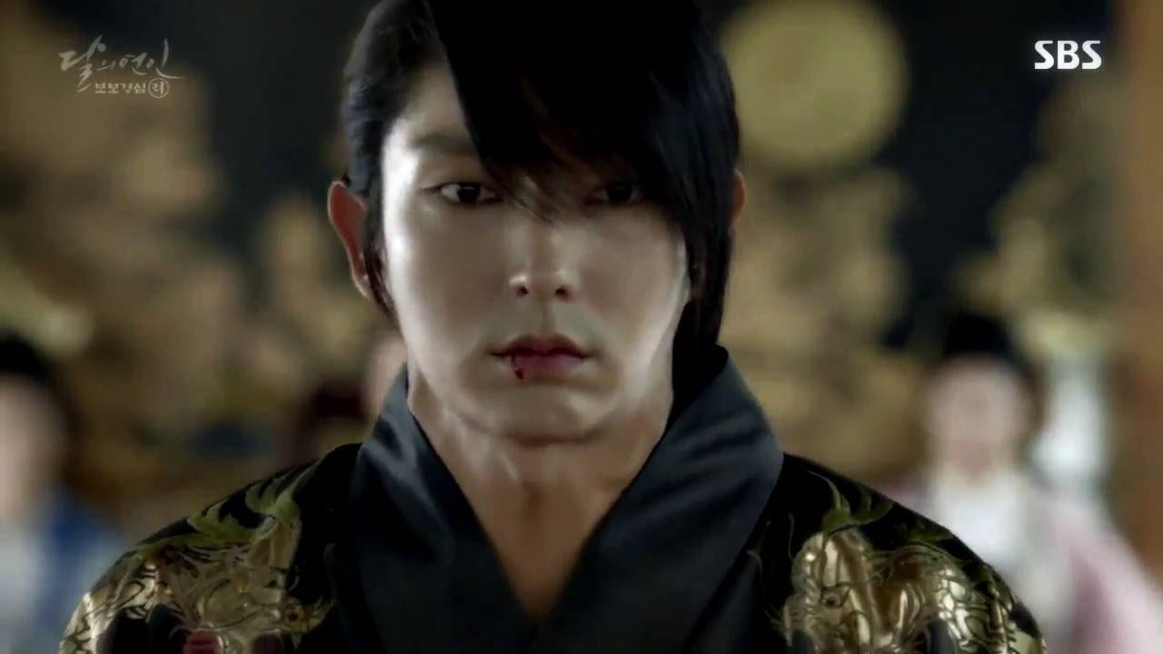 Moon Lover    Hae Soo X Wang So    pt 2 - hurt like hell