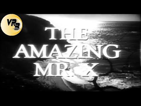 The Amazing Mr X - restored by VRB (Film-Noir, Thriller 1948)