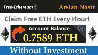 Free-Ethereum io - Free Ethereum Spinner Claim Every Hour