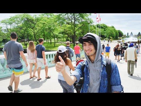 EXPLORING ISLAND COUNTRY | Toronto Island