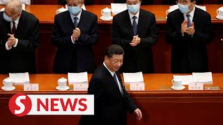 China tables HK national security legislation for deliberation in Parliament