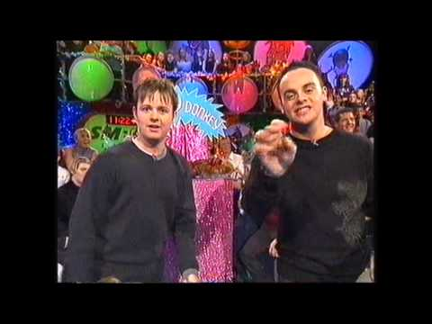 Ant and Decs funniest TV moment - Wonkey Donkey, a blast from the past!