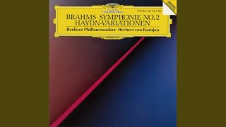 Brahms: Symphony No.2 In D, Op.73 - 3. Allegretto grazioso (Quasi andantino) - Presto ma non assai