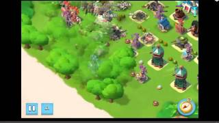 boombeach high VP strategy.