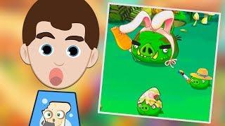 BOSS W NASTĘPNYM ODCINKU? TO ZALEŻY OD CIEBIE! - Angry Birds Epic (198)