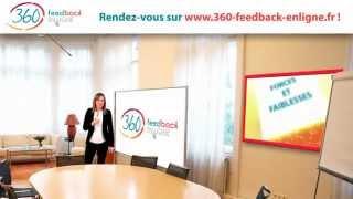Votre 360 feedback en ligne -  Essai gratuit -  Tests questionnaires 360 feedback prêts à l'emploi