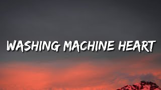 Mitski - Washing Macнine Heart (Lyrics)