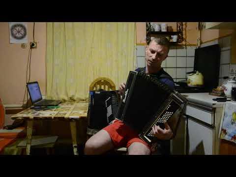 """Михаил Круг под баян. """"Баба Маня"""" или """"Честный вор"""""""