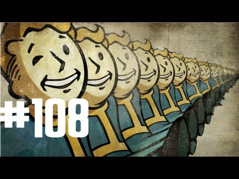 Return to Fallout New Vegas Walkthrough with Commentary Part 108 - Center Stage