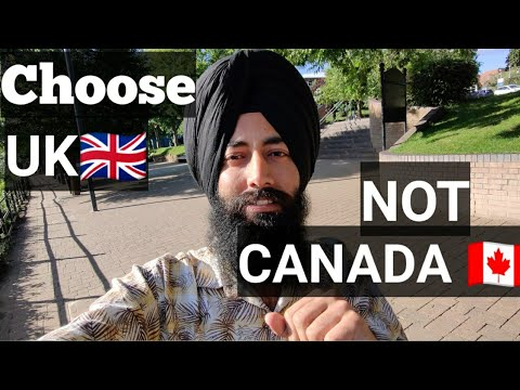 Still confused about UK and CANADA ? Current situation of Canada and UK ? Students must watch 🇬🇧