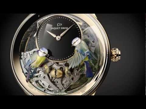 Jaquet Droz The Bird Minute Repeater Watch