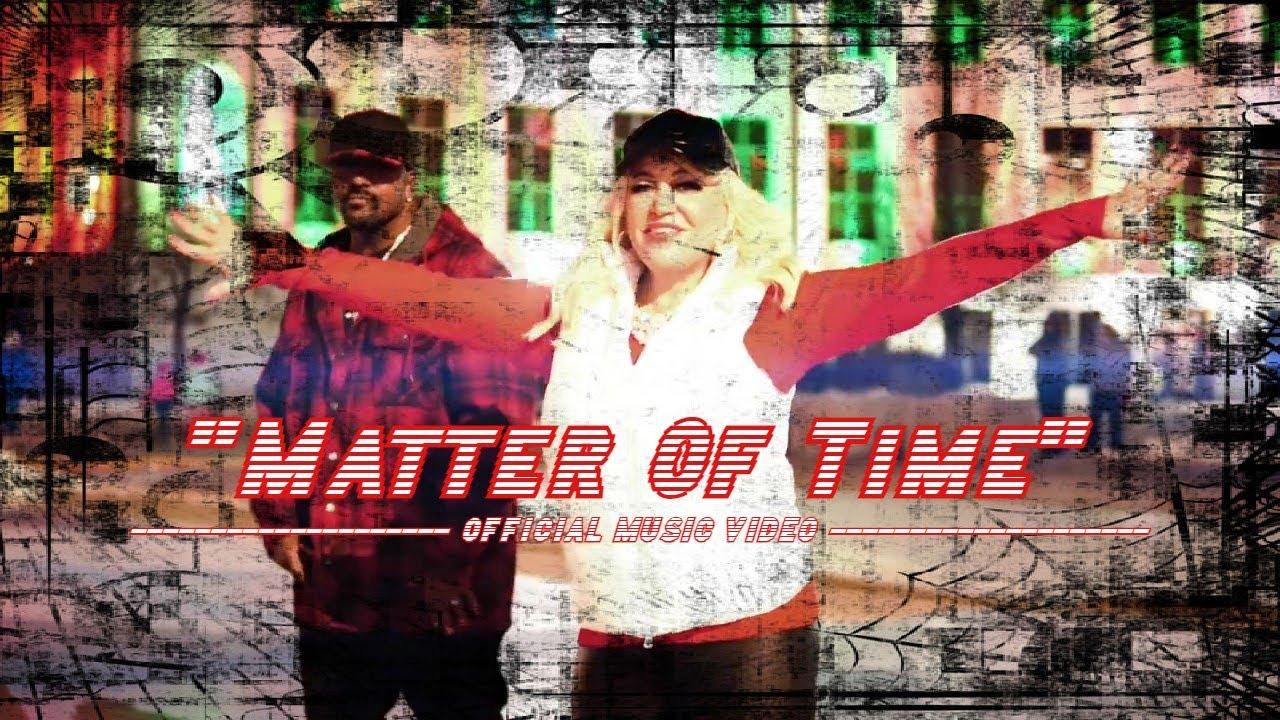 """Christian Rap   Corey Clark - """"Matter Of Time"""" Feat. Kym Rox   Christian Hip Hop Music Video"""