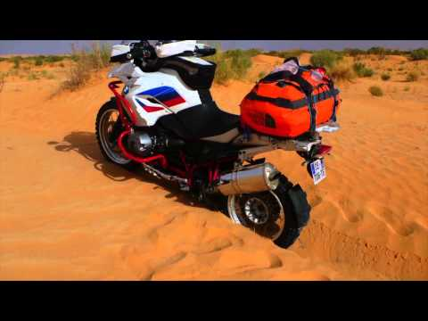 bmw gs 1200 rallye tunisie youtube. Black Bedroom Furniture Sets. Home Design Ideas
