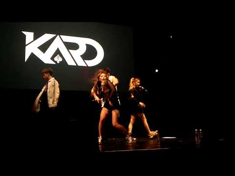 180121 PUSH AND PULL - KARD in Singapore