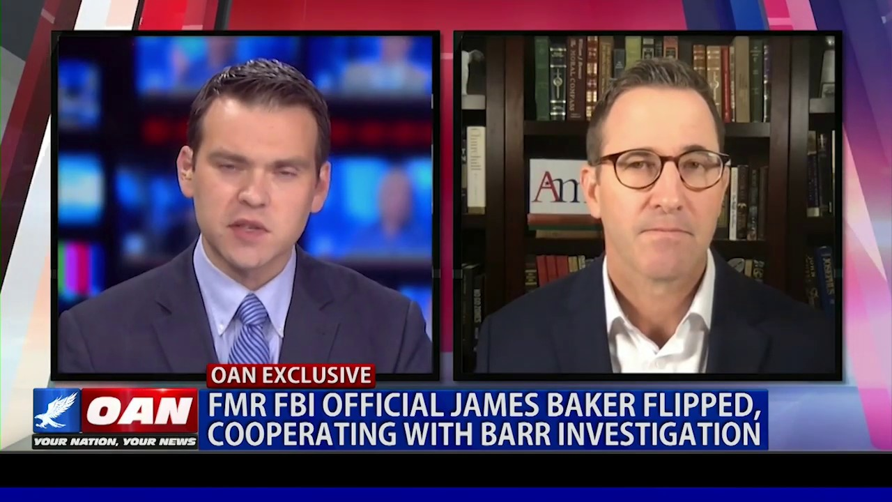 Former FBI official James Baker flipped, cooperating with Barr investigation
